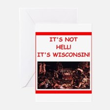 wisconsin Greeting Cards