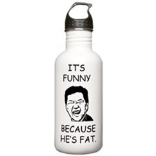 Cute Stu Water Bottle