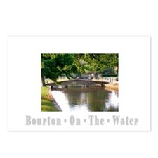 Bourton-On-The-Water Postcards (Package of 8)