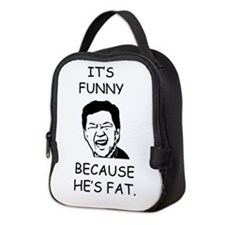 Cute Stu Neoprene Lunch Bag