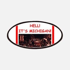 michigan Patches
