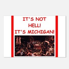 michigan Postcards (Package of 8)