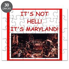 maryland Puzzle