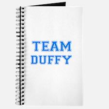 TEAM DUFFY Journal