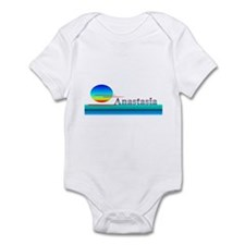 Anastasia Infant Bodysuit