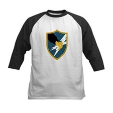 Army Security Agency Insignia Baseball Jersey