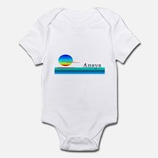Anaya Infant Bodysuit