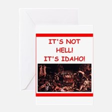 idaho Greeting Cards