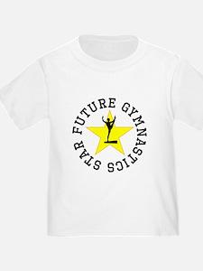 Future Gymnastics Star T-Shirt