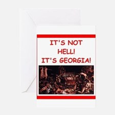 georgia Greeting Cards