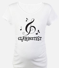 Clarinet Personalized Shirt