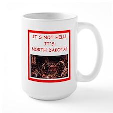 north dakota Mugs