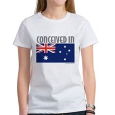 Conceived in Australia - Tee