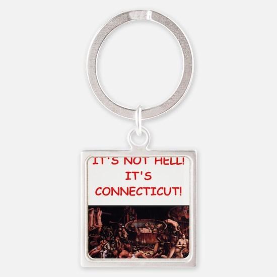 connecticut Keychains