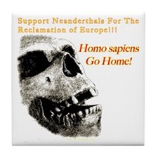 Neanderthals For The Reclamation Of Europe Tile Co