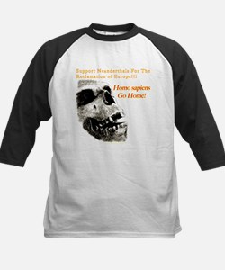 Neanderthals For The Reclamation Of Europe Tee