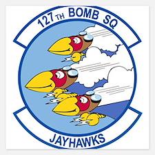 127th_bomb_sq Invitations