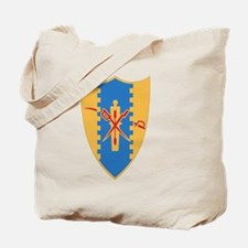 4th Cavalry Regiment.png Tote Bag