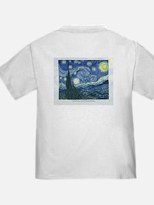 I paint my dream Van Gogh T