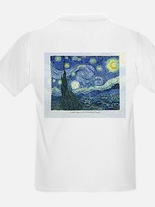 I paint my dream Van Gogh T-Shirt