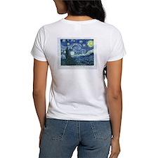 I paint my dream Van Gogh Tee