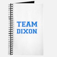 TEAM DIXON Journal