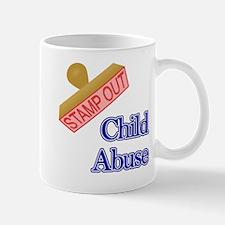 Child Abuse Mugs