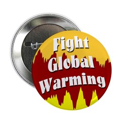 Discount: 100 Fight Global Warming Buttons