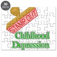 Childhood Depression Puzzle
