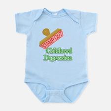 Childhood Depression Body Suit