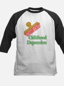 Childhood Depression Baseball Jersey