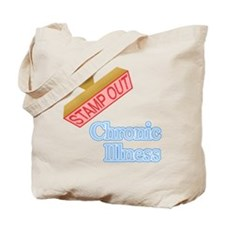 Chronic Illness Tote Bag