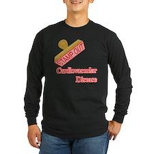 Cardiovascular Disease Long Sleeve T-Shirt