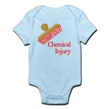 Chemical Injury Body Suit