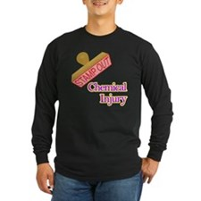 Chemical Injury Long Sleeve T-Shirt