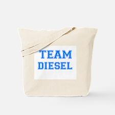 TEAM DIESEL Tote Bag
