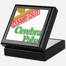 Cerebral Palsy Keepsake Box