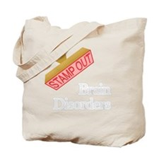 Brain Disorders Tote Bag