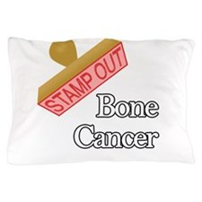Bone Cancer Pillow Case