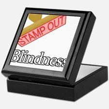 Blindness.png Keepsake Box