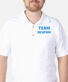 TEAM DICAPRIO Golf Shirt