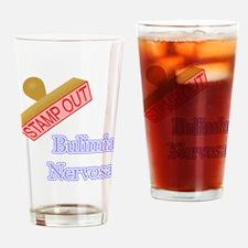 Bulimia Nervosa Drinking Glass