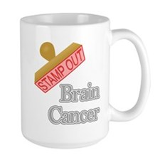 Brain Cancer Mugs