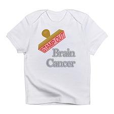 Brain Cancer Infant T-Shirt