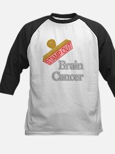 Brain Cancer Baseball Jersey