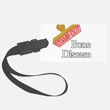 Bone Disease Luggage Tag