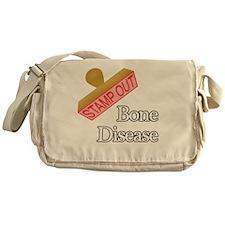 Bone Disease Messenger Bag