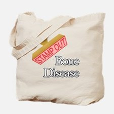 Bone Disease Tote Bag