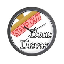 Bone Disease Wall Clock