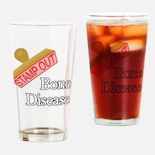 Bone Disease Drinking Glass